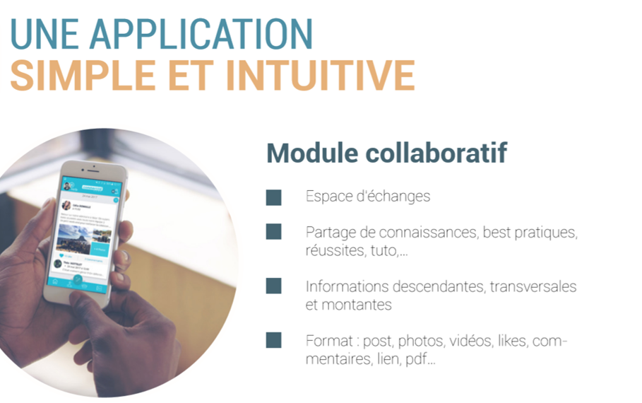 Application experte en challenge et fidelisation